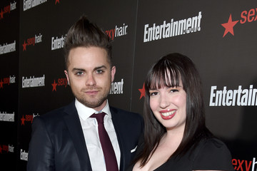 Thomas Dekker Entertainment Weekly's Celebration Honoring The 2015 SAG Awards Nominees - Red Carpet