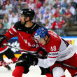 Thomas Hertl Canada v Czech Republic - 2015 IIHF Ice Hockey World Championship