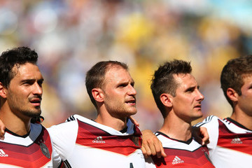 Thomas Muelle France v Germany: Quarter Final - 2014 FIFA World Cup Brazil