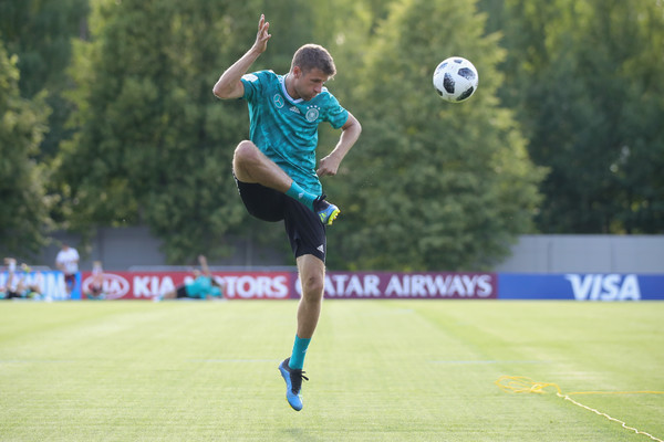 Germany Training And Press Conference []