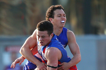 Thomas O'Sullivan VFL Preliminary Final - Footscray Bulldogs v Port Melbourne