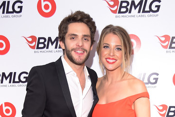 Thomas Rhett Lauren Gregory Big Machine Label Group Celebrates The 48th Annual CMA Awards in Nashville - Arrivals