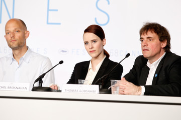 Thomas Robsahm 'Louder Than Bombs' - Press Conference - The 68th Annual Cannes Film Festival