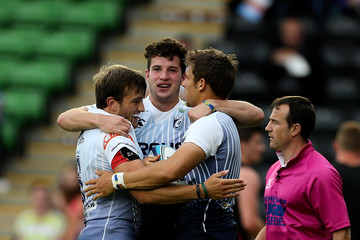 Thomas Williams Premiership Rugby 7s Series Final 2014