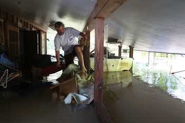 Thomas Williams Torrential Rains Bring Historic Floods to Southern Louisiana