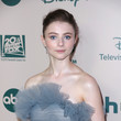 Thomasin McKenzie The Walt Disney Company 2020 Golden Globe Awards Post-Show Celebration - Arrivals