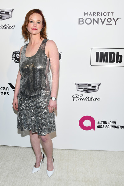 Marriott Bonvoy Moments At The 27th Annual Elton John AIDS Foundation Academy Awards Viewing Party Celebrating EJAF And The 91st Academy Awards - Arrivals