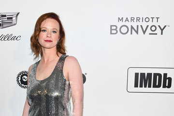 Thora Birch Marriott Bonvoy Moments At The 27th Annual Elton John AIDS Foundation Academy Awards Viewing Party Celebrating EJAF And The 91st Academy Awards - Arrivals