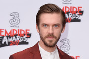 Dan Stevens attends the THREE Empire awards at The Roundhouse on March 19, 2017 in London, England.