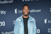 David Johnson attends The Thuzio Party During Super Bowl Weekend at SweetWater Brewery on February 1, 2019 in Atlanta, Georgia.