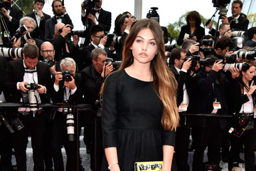 Thylane Blondeau 'The BFG' - Red Carpet Arrivals - The 69th Annual Cannes Film Festival