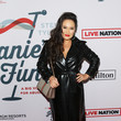 Tia Carrere 3rd Annual Steven Tyler Grammy Viewing Party Benefiting Janie's Fund - Arrivals
