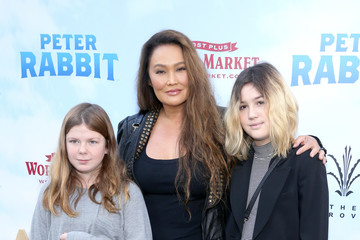 Tia Carrere 'Peter Rabbit' Movie Premiere Sponsored by Cost Plus World Market