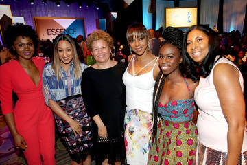Tia Mowry 2016 ESSENCE Black Women in Hollywood Awards Luncheon - Inside