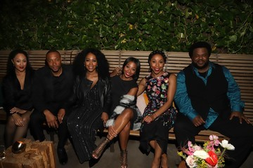 Tia Mowry Ted's 2020 NAACP Nominees Toast