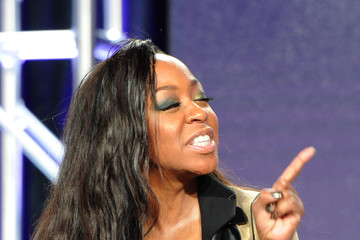 Tichina Arnold Viacom Winter TCA Panels and Party