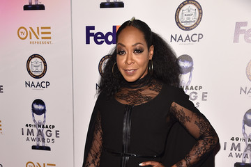 Tichina Arnold 49th NAACP Image Awards - Non-Televised Awards Dinner and Ceremony