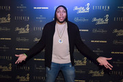 Shawn Marion attends Tiesto Performs At Bootsy Bellows x E11EVEN Miami 2019 BIG GAME WEEKEND EXPERIENCE at RavineATL on February 01, 2019 in Atlanta, Georgia.