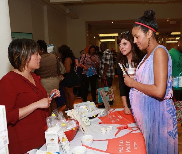 photos big city moms host 16th biggest baby shower in nyc zimbio