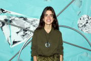Leandra Medine attends Tiffany & Co. Celebrates 2018 Tiffany Blue Book Collection, THE FOUR SEASONS OF TIFFANY at Studio 525 on October 9, 2018 in New York City.