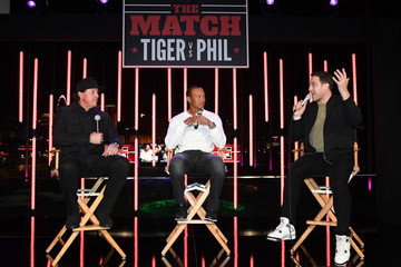 Tiger Woods Phil Mickelson The Match: Tiger vs. Phil - VIP After Party