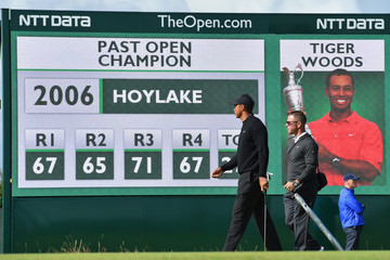 Tiger Woods Sean Foley 143rd Open Championship: Previews