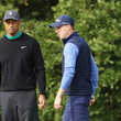 Tiger Woods U.S. Open - Preview Day 2