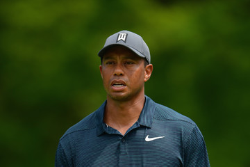 Tiger Woods PGA Championship - Round One
