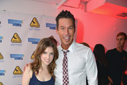 Anna Kendrick and David Bromstad Photos Photo