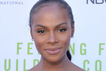 Tika Sumpter Feeding Families and Building Communities: Heifer International Event with NBC
