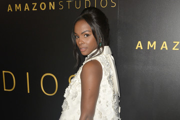 Tika Sumpter Amazon Studios Golden Globes After Party - Arrivals