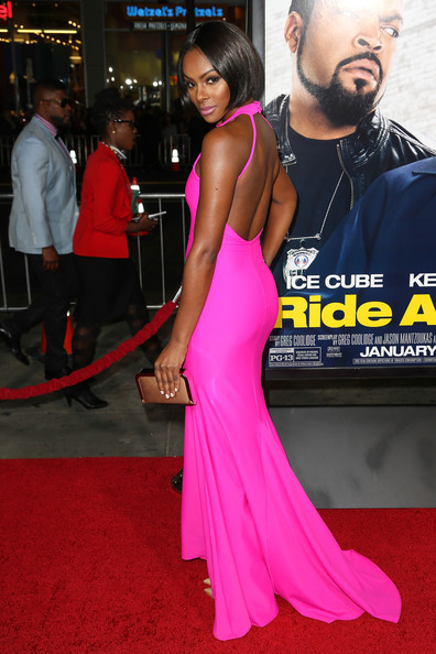 Tika Sumpter - 'Ride Along' Premieres in Hollywood