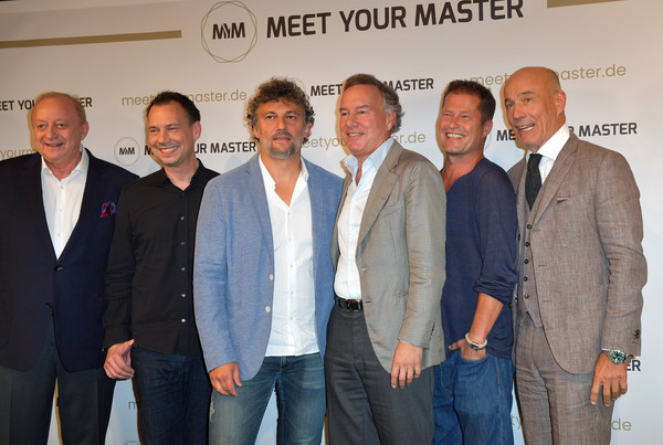 'Meet Your Master' Photo Call In Munich