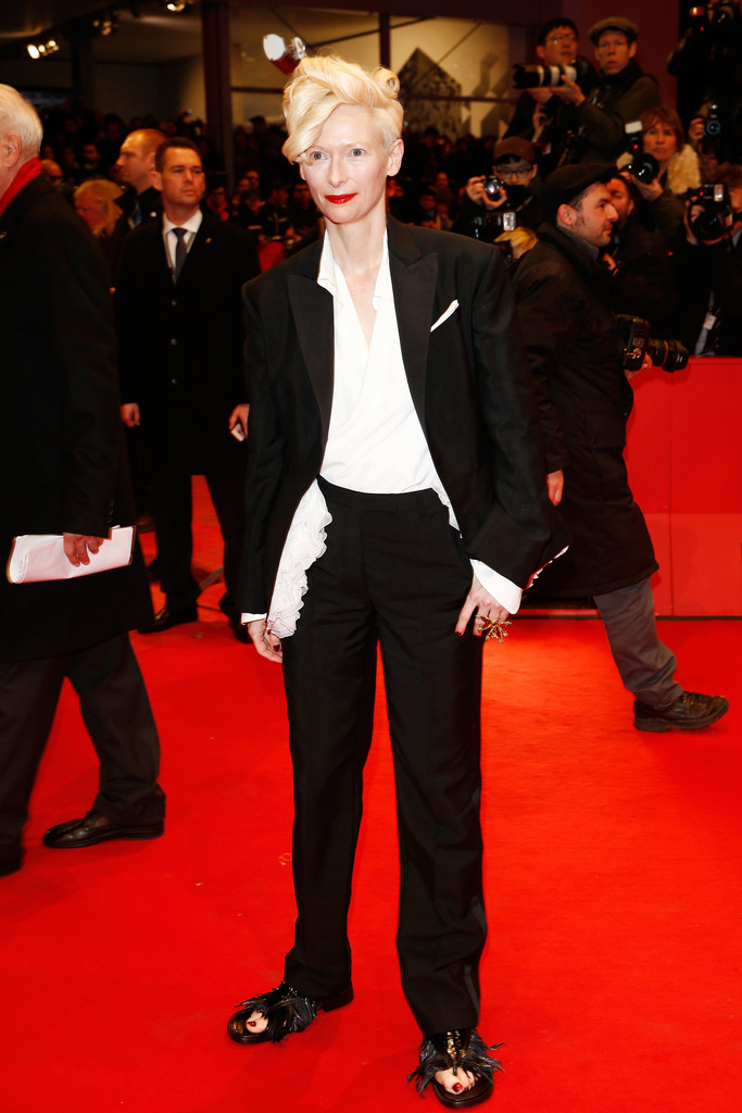 Grand Budapest Hotel Quotes Alluring Tilda Swinton  Page 24  The Fashion Spot