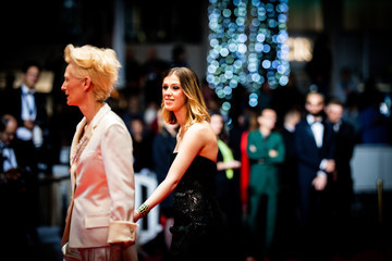 Tilda Swinton Colour Alternative View - The 72nd Annual Cannes Film Festival