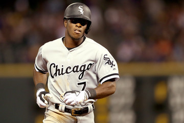 Tim Anderson Chicago White Sox v Colorado Rockies
