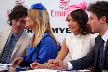 Tim Blackwell Around Emirates Stakes Day