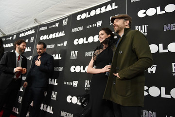 Tim Blake Nelson Celebrities Attend the 'Colossal' New York Premiere
