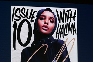 Tim Blanks Halima Aden The Business of Fashion Presents VOICES 2017 - Day 1