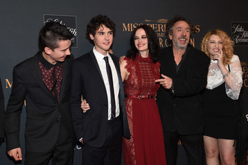 Tim Burton 'Miss Peregrine's Home for Peculiar Children' New York Premiere
