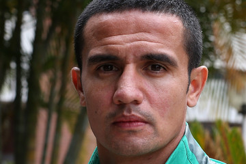 Tim Cahill Socceroos Press Conference