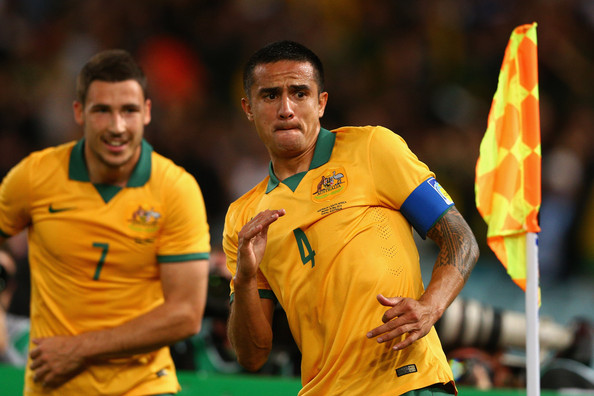 Tim Cahill - Australia v South Africa