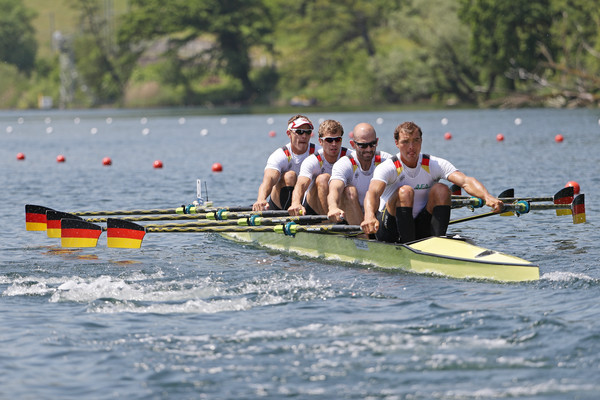 2016 World Rowing Cup II in Lucerne - Day One []