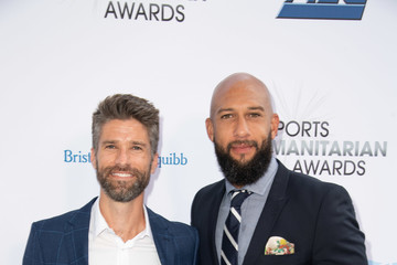 Tim Howard 4th Annual Sports Humanitarian Awards - Arrivals