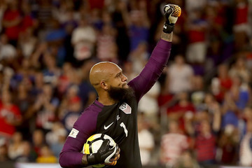 Tim Howard Panama v United States - FIFA 2018 World Cup Qualifier