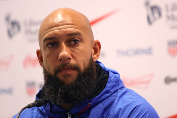 Tim Howard United States Press Conference