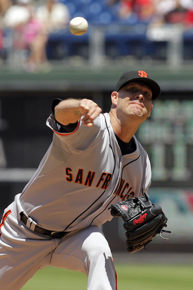Tim+Hudson+San+Francisco+Giants+v+Philad