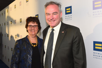 Tim Kaine The Human Rights Campaign 2017 Los Angeles Gala Dinner - Red Carpet