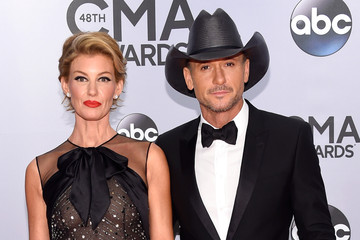 Tim McGraw Arrivals at the 48th Annual CMA Awards