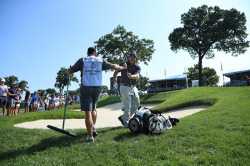 Tim Mickelson The Northern Trust - Round Two
